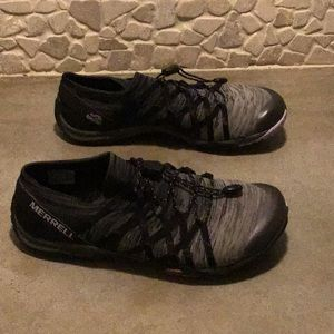 Merrell Shoes - Like NEW Merrill Trail Knit Shoes